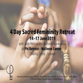 Sacred Femininity Retreat